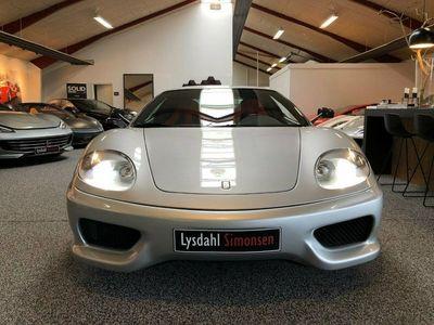 brugt Ferrari 360 3,6 Challenge Stradale F1