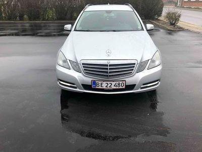 gebraucht Mercedes E200 2 200T CDI BE AUT.