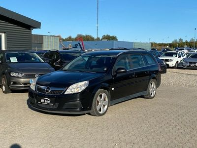 brugt Opel Vectra 1,9 CDTi Limited Wagon