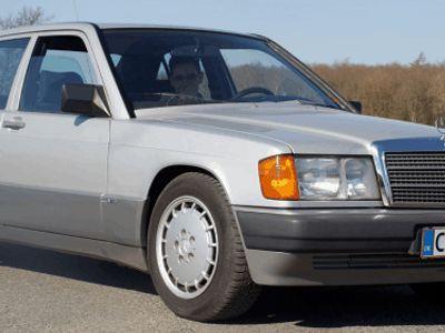 brugt Mercedes 190 (W201) 2.0 E