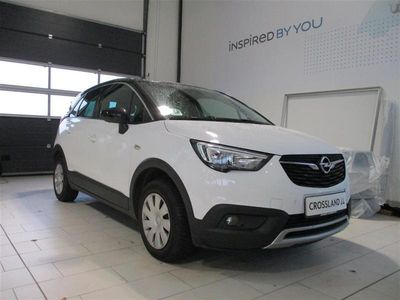 brugt Opel Crossland X 1,2 Turbo INNOVATION Start/Stop 110HK 5d