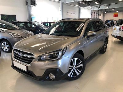 brugt Subaru Outback 2,5 Summit AWD Lineartronic 175HK Stc 6g Aut.