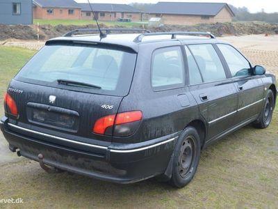 brugt Peugeot 406 1,8 ST 117HK Stc