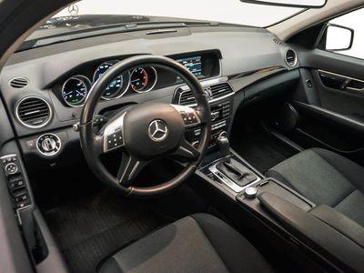 brugt Mercedes C200 2,2 CDi st.car aut. BE