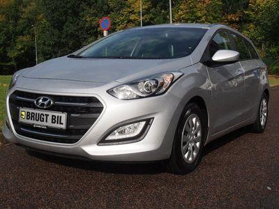 brugt Hyundai i30 GDi Life+ CW