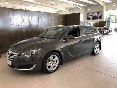 usado Opel Insignia 2,0 CDTI Edition Start/Stop 120HK Stc 6g