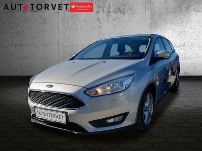 brugt Ford Focus 1,5 TDCi 120 Trend stc. aut.