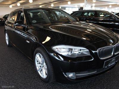 käytetty BMW 520 d Touring 2,0 D 184HK Stc 8g Aut.