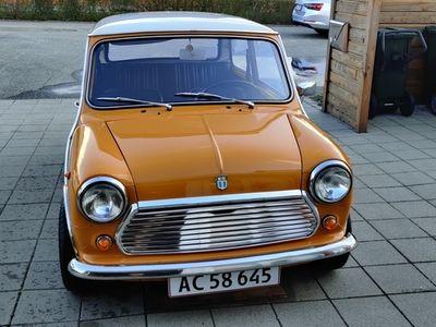 brugt Morris Mascot Mini