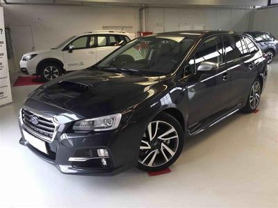 brugt Subaru Levorg 1,6 Turbo GT-S AWD Lineartronic 170HK Stc 6g Aut.