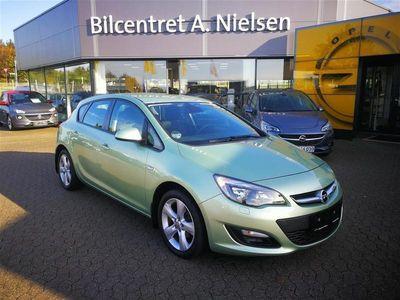 brugt Opel Astra 4 Turbo Enjoy 140HK 5d 6g Aut.