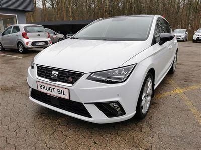 brugt Seat Ibiza 1,5 TSI FR Start/Stop 150HK 5d 6g