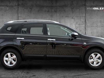 second-hand Nissan Qashqai +2 1,6 16V Visia 4x2 115HK 5d