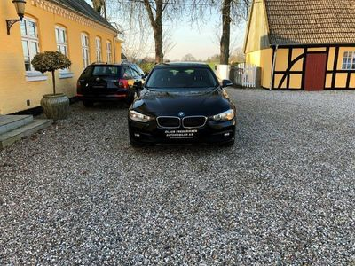used BMW 318 d 2,0 Touring