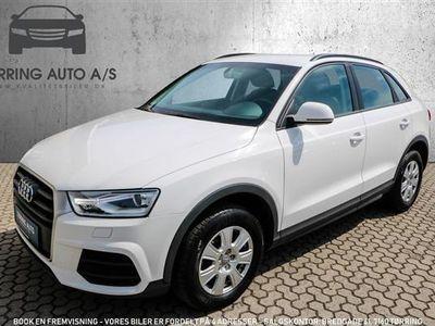 brugt Audi Q3 1,4 TFSI 150HK 5d 6g - Personbil - hvid