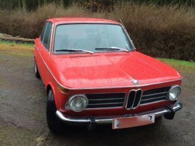 second-hand BMW 2002 tii