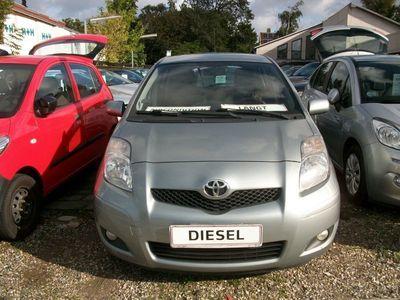 brugt Toyota Yaris 1,4 D-4D T3