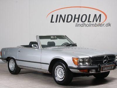 brugt Mercedes SL450 4,5 V8 Cabriolet