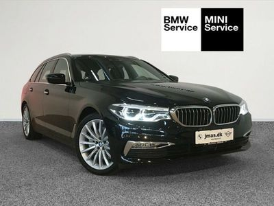 brugt BMW 530 d 3,0 Touring Luxury Line xDrive aut