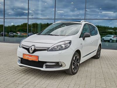 brugt Renault Grand Scénic III 1,6 dCi 130 Bose Edition 7prs
