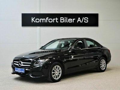 brugt Mercedes C200 d 1,6