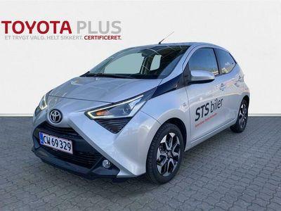 brugt Toyota Aygo 1,0 VVT-I X-Press DAB+ 72HK 5d