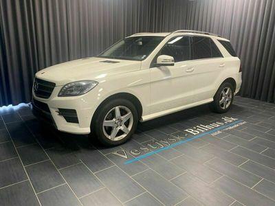 brugt Mercedes ML350 BlueTEC aut. 4-M Van
