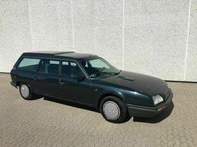 brugt Citroën CX van diesel