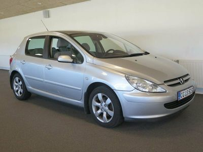 second-hand Peugeot 307 2,0 HDi