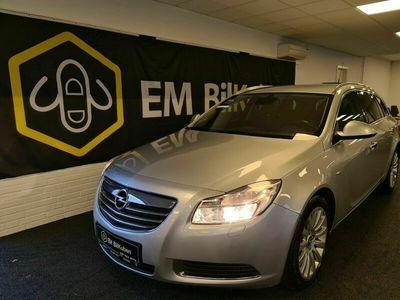 brugt Opel Insignia 2,0 CDTi 130 Sport Sports Tourer eco