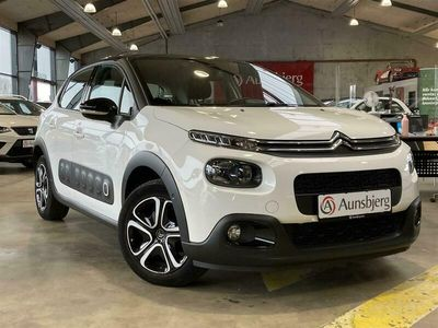 brugt Citroën C3 1,2 PureTech Shine start/stop 110HK 5d