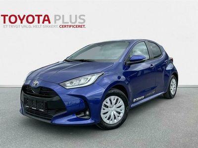 brugt Toyota Yaris 1.5 Benzin (125 hk) T3 Smart A+