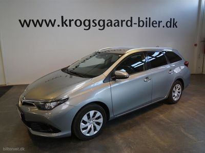 brugt Toyota Auris Touring Sports 1,2 T T2 Comfort Safety Sense 116HK