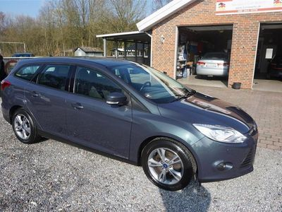 used Ford Focus 1,0 EcoBoost Edition 125HK Stc 6g