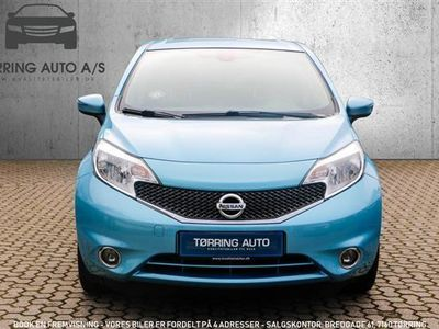 second-hand Nissan Note 1,2 80HK 5d