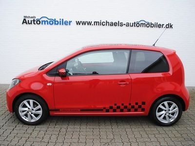 "brugt Seat Mii 1,0 60 Style ""So Sporty"""