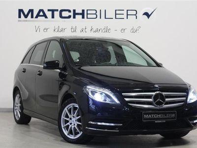 brugt Mercedes B220 2,1 CDI 7G-DCT 170HK 7g Aut.