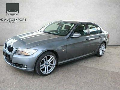 brugt BMW 318 d 2,0 D 143HK 6g - Personbil - Gråmetal