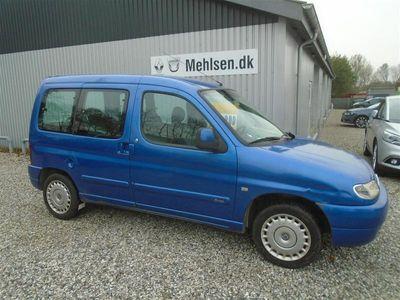 brugt Citroën Berlingo 1,6 16V Family 110HK