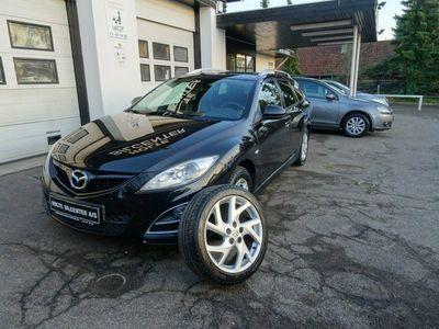 usata Mazda 6 2,0 Sport stc. aut.