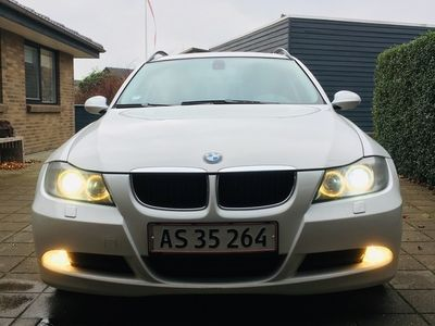 brugt BMW 320 3'ER-SERIE D AUT.