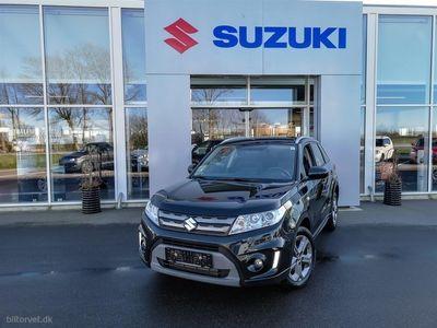 käytetty Suzuki Vitara 1,6 DDIS Active 120HK 5d