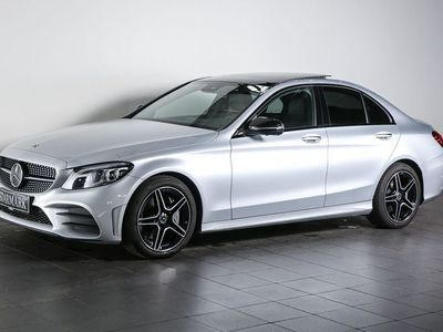 brugt Mercedes C300 2,0 Advantage AMG aut.