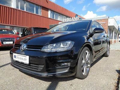 second-hand VW Golf VII 2,0 TDi 150 Highline DSG BMT