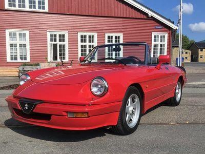 brugt Alfa Romeo Spider qv