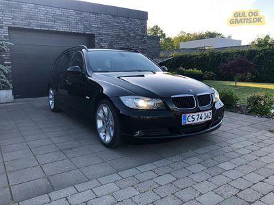 brugt BMW 320 Meget velholdt d