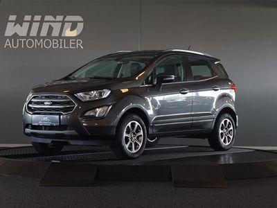 brugt Ford Ecosport 1,0 EcoBoost Titanium 125HK 5d
