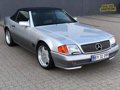 brugt Mercedes SL500 Mercedes SL 500