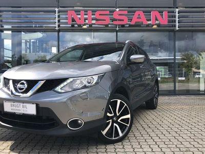 brugt Nissan Qashqai 1,6 DCi Tekna 130HK 5d 6g