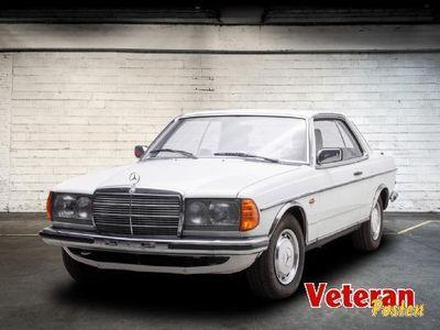 brugt Mercedes 230 CE Aut